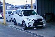 """Naujasis """"Subaru Forester"""" pagautas be maskuotės"""