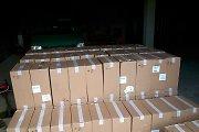 Latvis per Vilkaviškį gabeno cigarečių kontrabandos už 87 tūkst. eurų