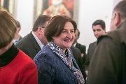 L.Graužinienė dalyvaus Šiaurės ir Baltijos šalių parlamentų vadovų susitikime Ukrainoje