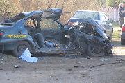 Skaitytojų galerija: kraupi avarija Utenoje