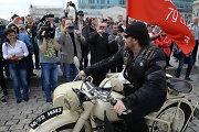 """Aleksandras """"Chirurgas"""" Zaldostanovas užsitraukė Rusijos baikerių panieką"""