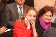 Ištikimoji Ieva Kačinskaitė-Urbonienė paliko Loretą Graužinienę