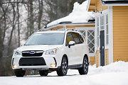 """""""Subaru"""" išlieka saugiausių automobilių gamintoju JAV"""
