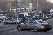 Maskvos kavinėje įvyko susišaudymas, žuvo du žmonės