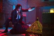 Keanu Reevesas prisipažino kadaise troškęs ekrane vaidinti mutantą Loganą arba Betmeną