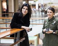Renata Mikailionytė ir Diana Paukštytė