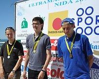 Lietuvos ultramaratono čempionato prizininkai