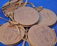 Originalūs medaliai