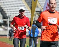 Maratono dalyviai