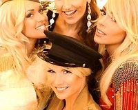 """Natalijos Bunkės grupėje """"Pop Ladies"""" dainuos Katažina Nemycko, Oksana Pikul ir Liepa Mondeikaitė"""
