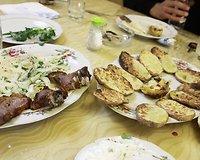 Begalo vaišinga Azerbaidžiano žmonių kultūra