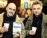 Maris Martirsons ir Andrius Mamontovas