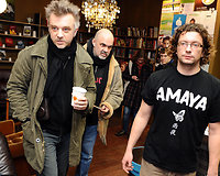 Andrius Mamontovas ir Maris Martirsons