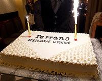 """Restorano ir vyno rūsio """"Terrano"""" atidarymo akimirka"""