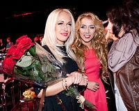 Oksana Pikul ir Ingrida Kolytė
