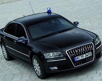 "Šarvuotas ""Audi A8 L"""