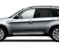 Šarvuotas BMW X5