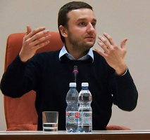 """Doktorantas Juozas Valčiukas: """"Universitetas nesibaigia pastate"""""""