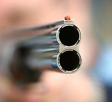 Kijevo centre nušauti trys pareigūnai