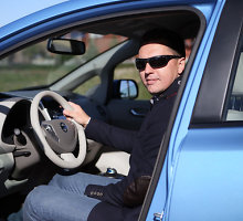 Elektromobilį pamėgęs kaunietis mato ir jo privalumus, ir trūkumus