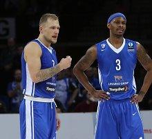 """""""Neptūno"""" vadovas apie Eurolygos ir FIBA karą: """"Klubai ieško, kur šilčiau"""""""