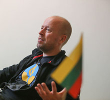 Lietuviai dosniai aukoja ukrainiečiams