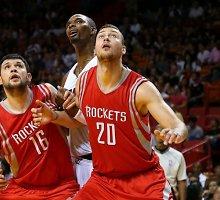 """""""Rockets"""" pasiliko Donatą Motiejūną ir mokės jam daugiau nei 2 mln. JAV dolerių"""