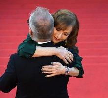 Kanų festivalis. 11-oji diena: Isabelle Huppert, 7 jos vyrai ir vienas toks katinas