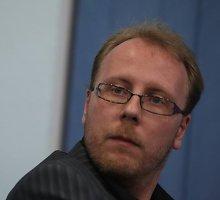 """UNIAN vyr. redaktorius Mychailo Gannytskis: """"Ir Lietuvoje yra Kremliui pavaldžių žurnalistų"""""""