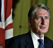 Kuboje viešintis Britanijos diplomatijos vadovas susitarė su dėl skolų restruktūrizavimo