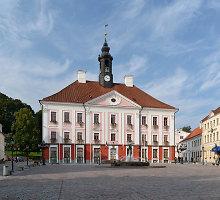 Estijoje suimtas kyšio ėmimu įtartas Tartu vicemeras