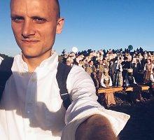 Lietuvos pilietybę turintis Denisas Karagodinas Rusijoje rado prosenelio žudikus