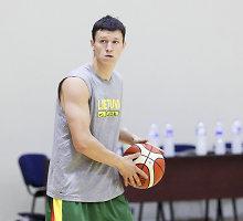 Po dramatiško sezono Žygimantas Janavičius nežino, ko laukti iš Jono Kazlausko
