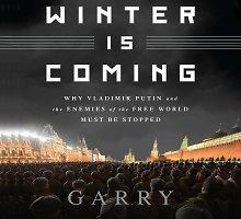 """Knygos recenzija. Gario Kasparovo """"Žiema artėja"""""""