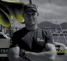 """Buriuotojas R.Milevičius vėl planuoja dalyvauti jūrų Dakaru vadinamose lenktynėse """"Volvo Ocean Race"""""""