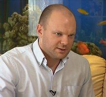 Prodiuseris K.Krivickas paskelbė kandidatuosiantis į Seimą su Liberalų sąjūdžiu, partija nuo jo atsiriboja