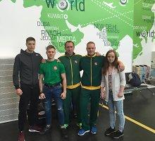 Lietuviai pasaulio Muaythai čempionate: gražuoliai nokautai bei R.Stašauskaitės debiutas
