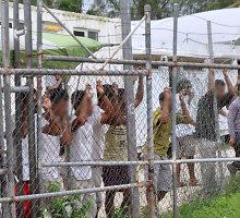 Pabėgėliai nepateks į Australiją: kodėl?