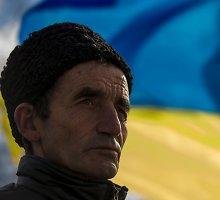 Rusija laiko Krymo totorių aktyvistą psichiatrijos klinikoje