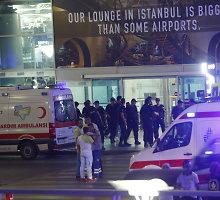 Vienas Stambulo oro uoste susisprogdinusių mirtininkų – čečėnas iš Rusijos?