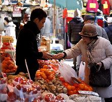 Lietuvos gyventojo minimali alga verta 100 kalafiorų, Didžiosios Britanijos – 1000