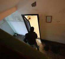 Iš Pravieniškių pataisos namų–atvirosios kolonijos pabėgęs kalinys rastas girtas prie parduotuvės