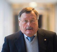 Seimo narių turtai: pinigus už prašmatnią S.Brundzos automobilių kolekciją surijo milžiniška paskola