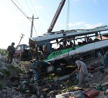 Savižudžio sprogdintojo išpuolis Afganistane: žuvo 27 žmonės, 40 sužeistų