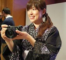 """""""Sony"""" iššūkis fotoaparatų gamintojams: greičiausia pasaulyje automatinio fokusavimo funkcija"""