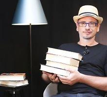 Marijonas Mikutavičius: minčių yra – norėčiau surašyti jas į knygą