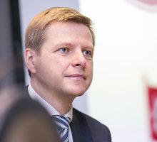 Dėl stringančios Maskvos namų statybos Rusijos ambasadorius kaltina Vilniaus merą