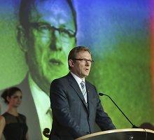 Trys konservatoriai Š.Birutį apskundė VTEK dėl komandiruotės į JAV