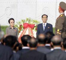 Šiaurės Korėjos diktatoriaus teta patyrė širdies smūgį besiginčydama su Kim Jong Unu