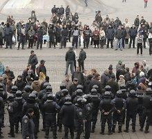 Karą Donbase Rusija planavo dar prieš Maidaną ir Krymo aneksiją